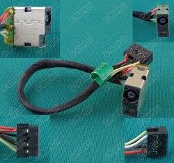 1-50 pcs DC Power Jack Soquete do Conector de Carregamento para HP 15-D 15-D000 15-D100 747116-001 250 G3 15-D013TX TPN-F112 F113