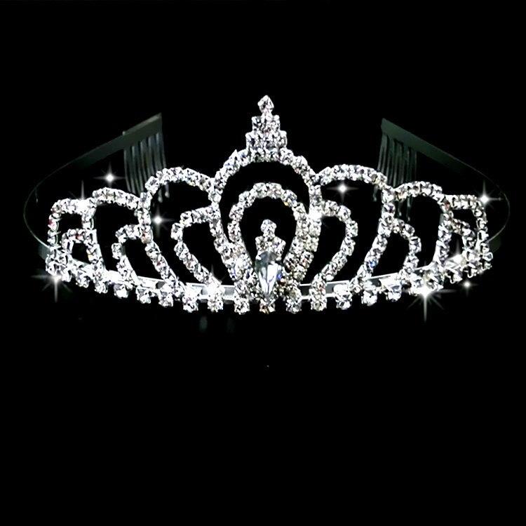 HTB1lti2IVXXXXXeXpXXq6xXFXXXe Brilliant Bridal/Prom/Cosplay Rhinestone Crystal Crown - 18 Styles