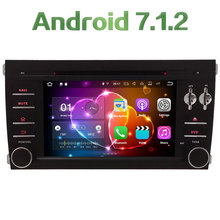 7″ Quad Core Android 7.1.2 2GB RAM 3G 4G WIFI DAB+ SWC Car DVD Multimedia Player Video Radio For Porsche Cayenne 2003-2010
