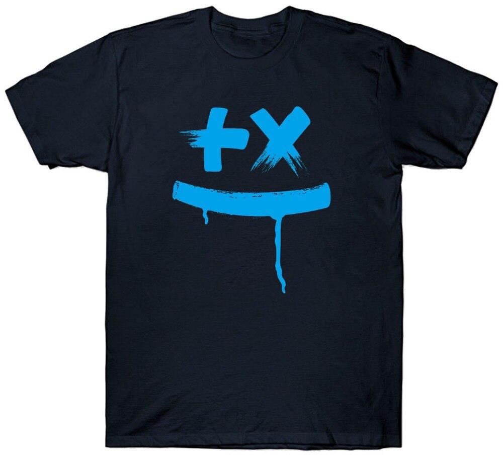 Simple Comfort Soft Men Crew Neck Short-Sleeve Martin Garrix Dj Mixer Decks House Electro Music Birthday Present Shi Shirt