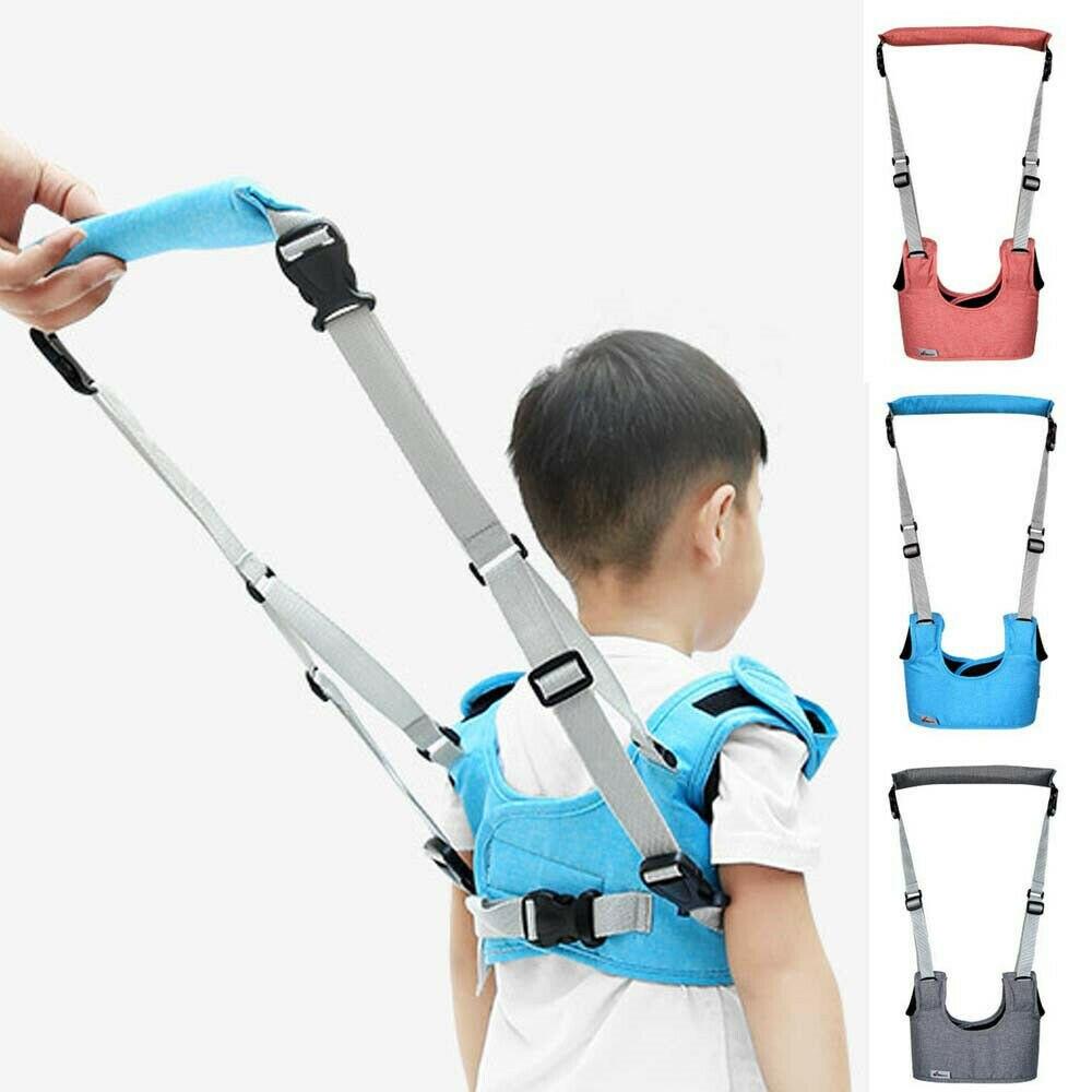 Baby Walker Harness Assistant Backpack Leash Safety Walking Adjustable Walk Learning Harness Children Kids Strap Protection Belt