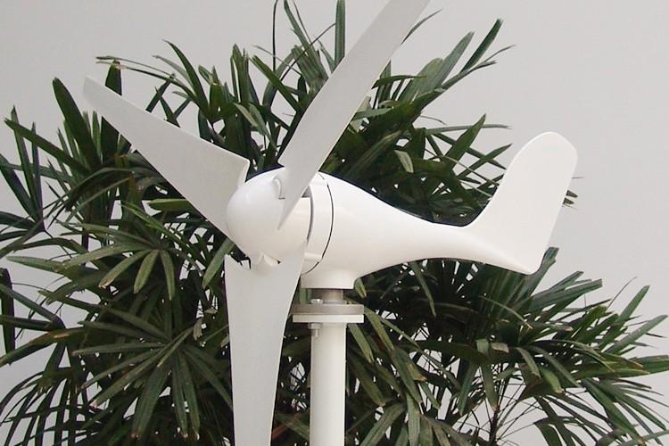 hot sale 200w 12v mini wind turbine for charging battery 1