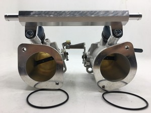 Image 1 - 45IDA Throttle Bodies replace 45mm Weber and dellorto carb W 1600cc Injectors replace 45IDA carburettor carburetor free shipping