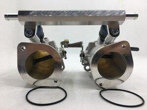 Image 1 - Los cuerpos de acelerador de 45ida reemplazan los inyectores Weber y carburador dellorto W 1600cc de 45mm, reemplazan el carburador 45IDA, envío gratuito