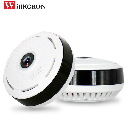 960P Wireless IP WIFI Camera 360 Degree Fisheye Mini IP Camera Home Security Surveillance CCTV Camera 1.3MP Panoramic camera