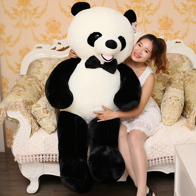 Мишка подруга подарок на день рождения Одежда Платье бурый медведь большой плюшевые игрушки куклы
