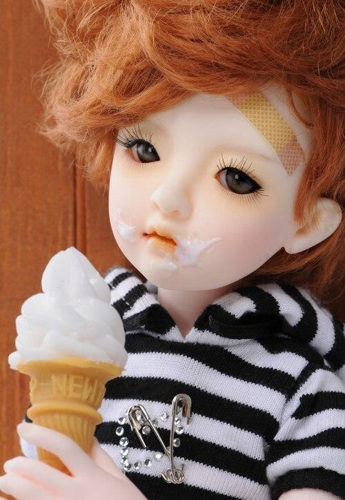 1/6 scale BJD Sweet cute kid boy coco BJD/SD lovely Resin figure doll DIY Model Toys.Not included Clothes, shoes, wigs 1 4 scale bjd lovely cute bjd sd human body kid serin