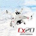 Cheerson CX-20 CX20 CX 20 2.4G RC Quadcopter 4 Eixos Open-Source Versão Auto-Pathfinder Helicóptero UFO suporte FPV