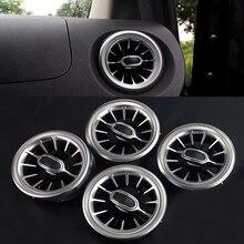 Для Mercedes Benz V Class Vito Viano Valente Metris W447-19 Передняя панель переменного тока Кондиционер вентиляционное отверстие выход отделка кольцо заменить
