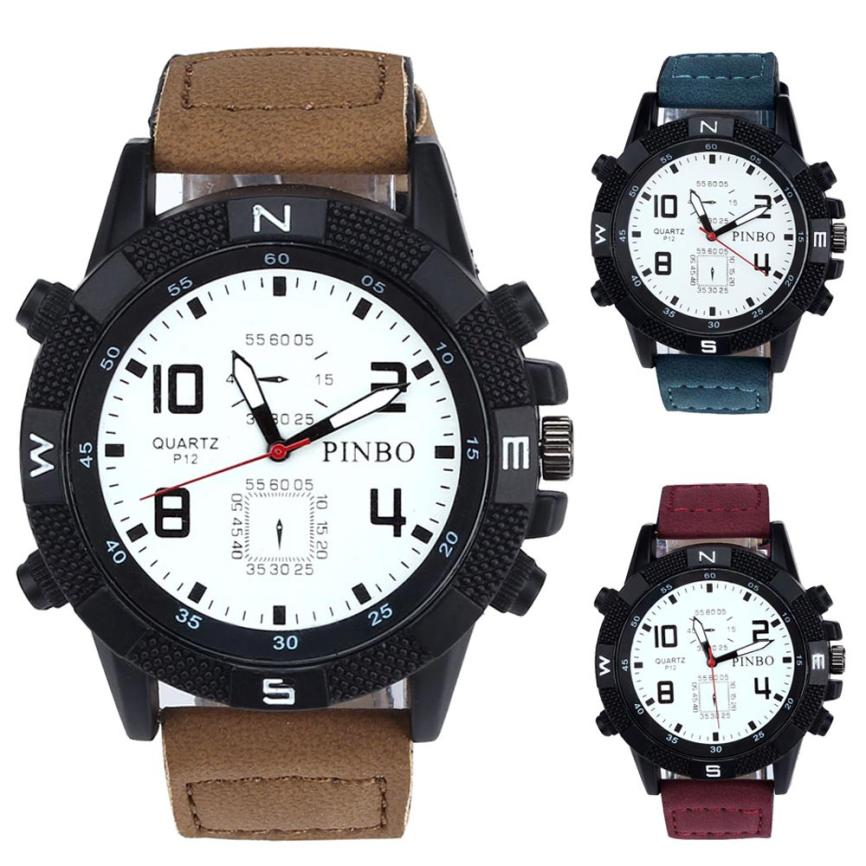 compare prices on latest mens watches online shopping buy low military watch fashion new 2017 latest men s watches luxury men s canvas strap dial military sport wrist