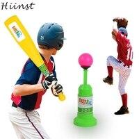 HIINST drôle Creative Pop Up Batting Practice Baseball Lancer Machine. L'entraîneur de Swing Softball Presse Ne Cadeau 2017 p30