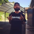 Thrasher Brand Tshirt Men and Women 2017 Summer Skateboard Trasher T-shirt Compression Thin Tops Tee Brand Clothing High Quality