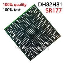 Тест очень хороший продукт SR177 DH82H81 bga чип reball с шариками IC чипы