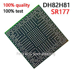 100% test very good product SR177 DH82H81 bga chip reball with balls IC chips