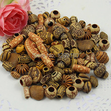 100pcs/lot Mixed color & Mixed style Acrylic Beads for Kids Necklace DIY Jeweley 8-25mm K00590