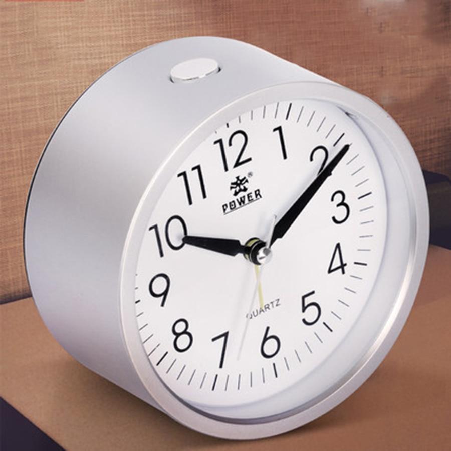Creative Luminous Cute Alarm Clock Backlight Electronic Desk Clock Bedside Mechanical Alarm Klok Digitaal Table Watch 70A0131