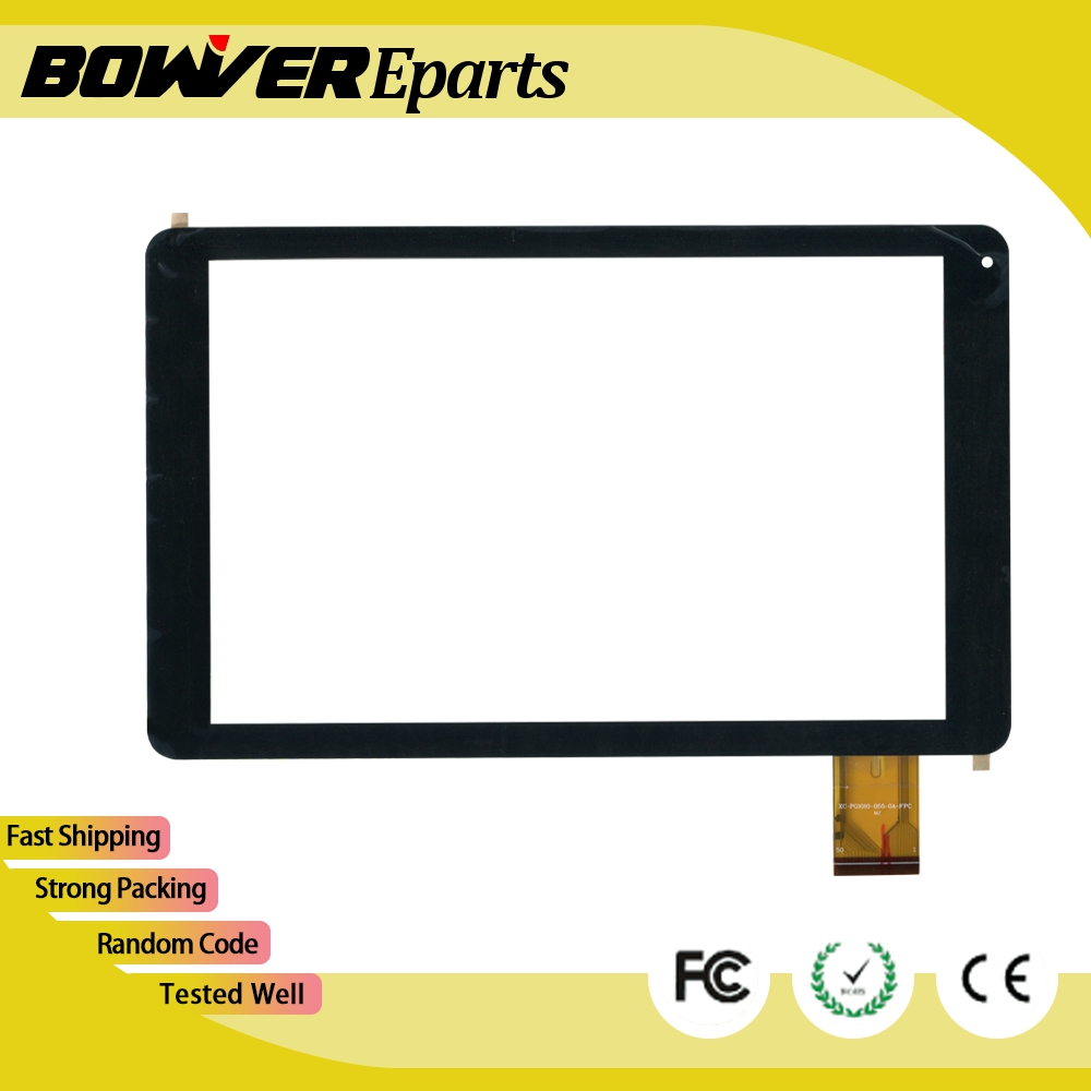 A+ New  For 10.1'' inch Tablet XC-PG1010-055-0A-FPC touch replacement Capacitive touch screen touch panel digitizer sensor new replacement capacitive touch screen digitizer panel sensor for 10 1 inch tablet vtcp101a79 fpc 1 0 free shipping