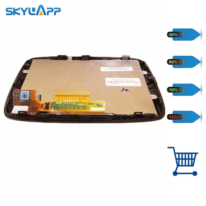 купить Skylarpu 4.3 inch LCD Screen for TomTom GO 400 display screen panel with Touch screen digitizer Repair replacement Free shipping по цене 5014.14 рублей