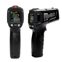 Цифровой инфракрасный термометр лазерный термометр пирометр ЖК-экран термометр-50~ 600 градусов Цельсия