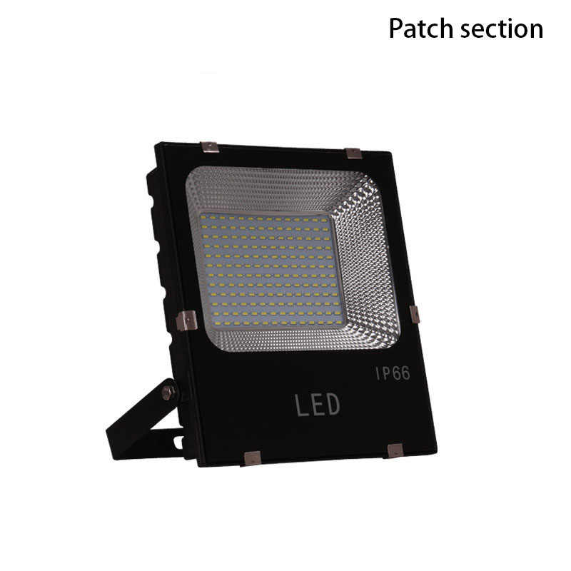 屋外 IP65 led 防水パッチフラッドライト 50 ワット 100 ワット 150 ワット cob 屋外スポットライト照明ガレージ広告道路照明