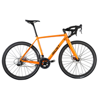 CX Pro Cyclocross Bike Disc Carbon 6.8 high end cyclocross bikes 29er carbon wheels racing bicycle