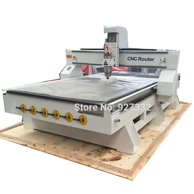 Fraiseuse en bois CNC résistante, Machine de routeur de 1325 CNC