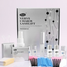 New Fast Perm Lash lift Kit Eyelash Perming Upgrated Version Lift Thick Curling Lengthing Lamination kit