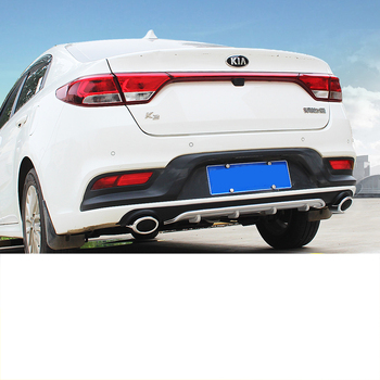 lsrtw2017 car rear bumper  for kia rio 2017 2018 2019 k2