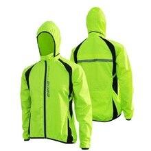 WINSTBROK Quick dry cycling jacket Windproof Jacket Waterproof Skin Coat Raincoat bicycle men Rainwear 2018 hot sell Rain coat