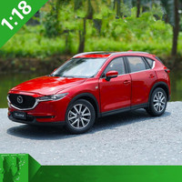 Original Advanced collection model High simulation MAZDA CX 5 1:18 alloy car toy,diecast metal model vehicle,free shipping