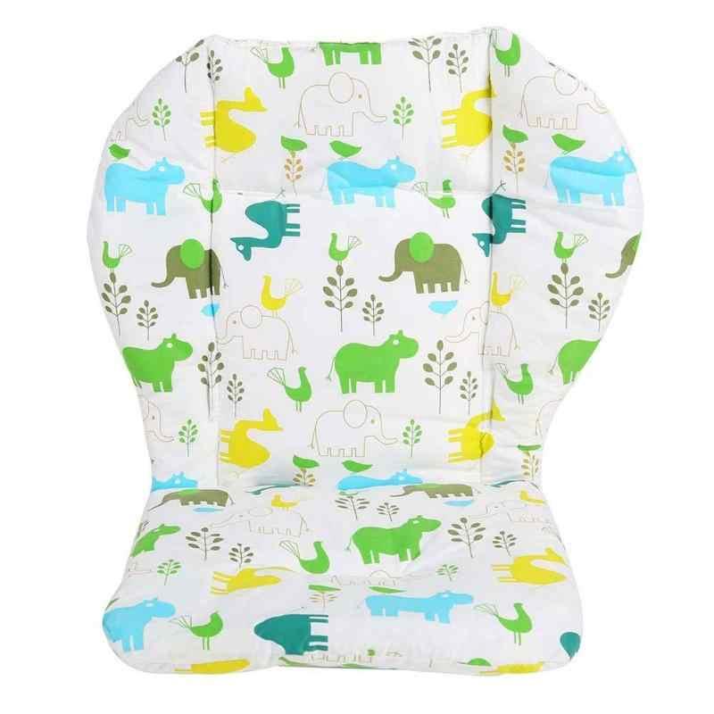 Cojín de asiento de cochecito de seguridad para niños colchón de cochecito para niños carrito de comedor almohadillas