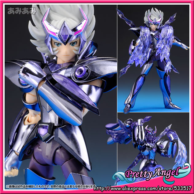 Japanese Anime Saint Seiya Omega Bandai Myth Cloth Orion Eden Action Figure