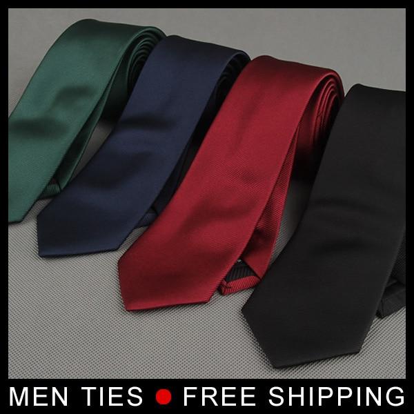High quality Tie For Men Designers Fashion Neck tie Slim Solid Dot Cravate Business Corbatas Korean Suit Accessories