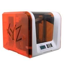 New Davinci mini 3D printer auto leveling XYZ print plus size micro printer  freebies filamento nano creality home introduction цена