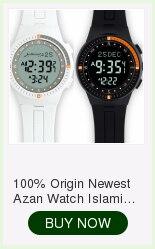 de oração Relógio muçulmano Relógio de Athan