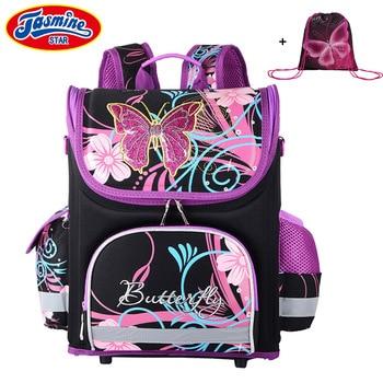 92450a98e1c4f JASMINESTAR dzieci plecak dla dzieci kreskówki torby szkolne dla chłopców  Anime plecak szkolny dla dziewczynek tornister ortopedyczne