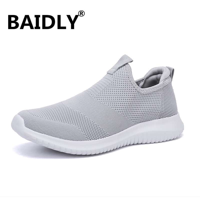 Men Sneakers Casual-Shoes Unisex Footwear Lightweight Breathable Big-Size Man 48 Couple