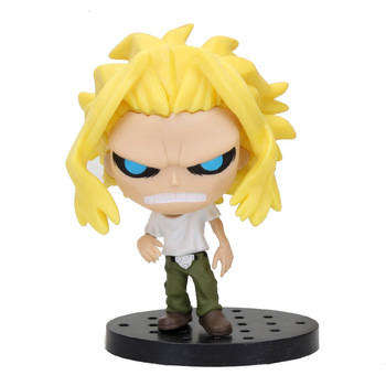 Figuras de Toshinori Yagi «All Might» de estilo Funko (14cm) Boku no Hero Figuras