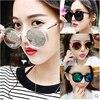 2017 New Cat S Eye Sunglasses Arrow Oval Sunglasses In The Shape Mirror DENY01 11