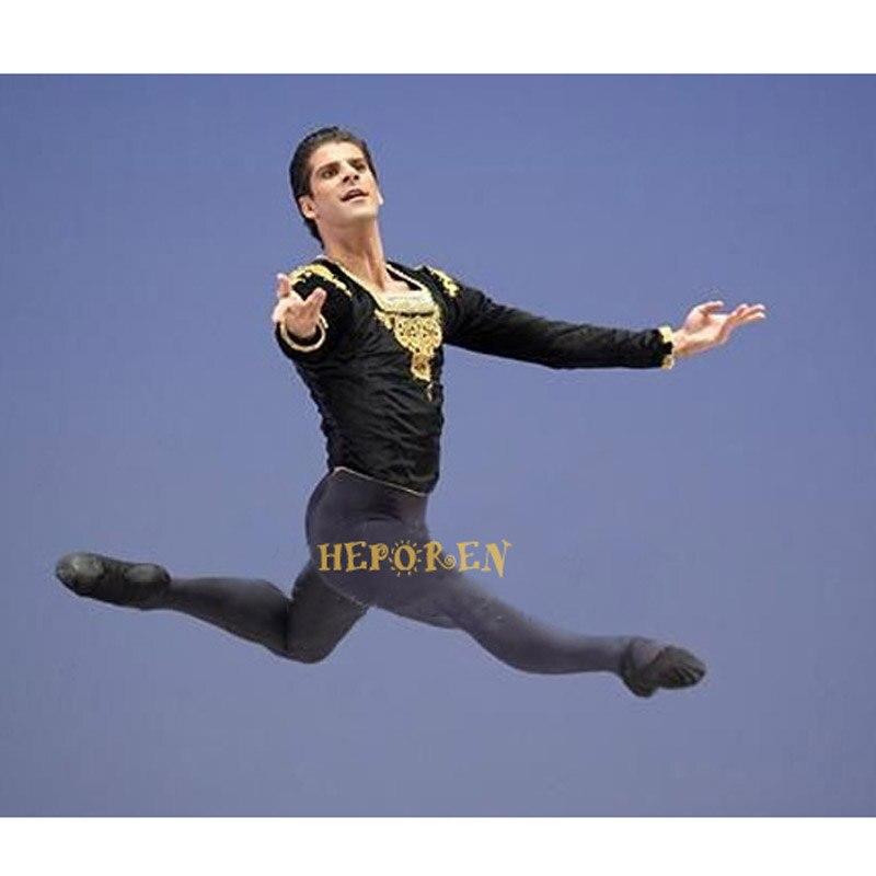 Custom-Made-Man-Velvet-font-b-Ballet-b-f