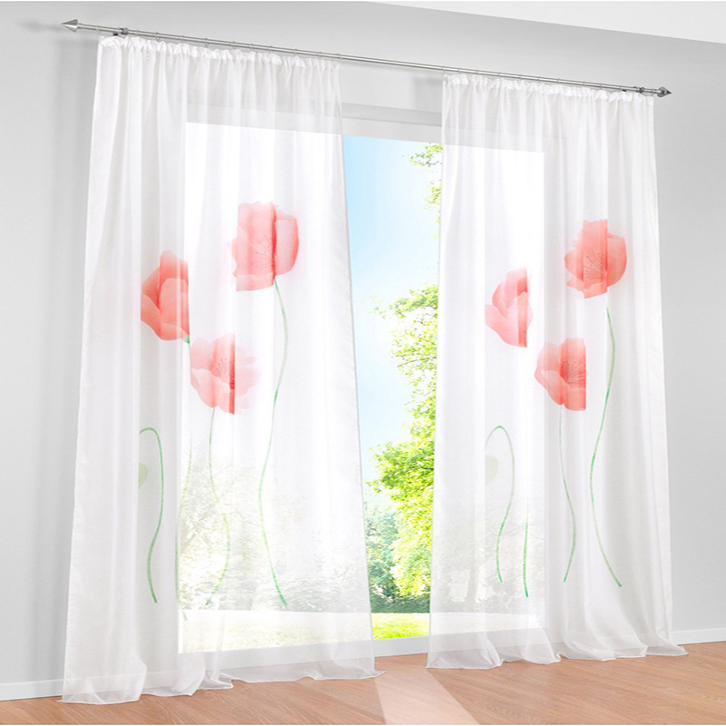 Aliexpress.com : Buy Floral Elegant Curtains Ready Made