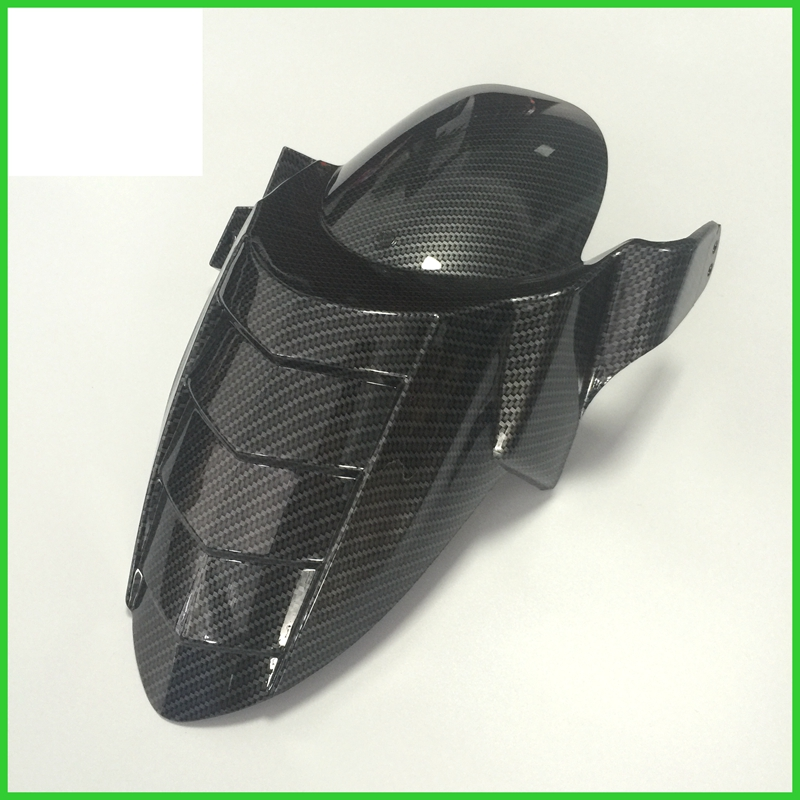 ФОТО New Motorcycle fender Modified Motor bike Rear mudguard Water transfer printing for YAMAHA NMAX155 NMAX