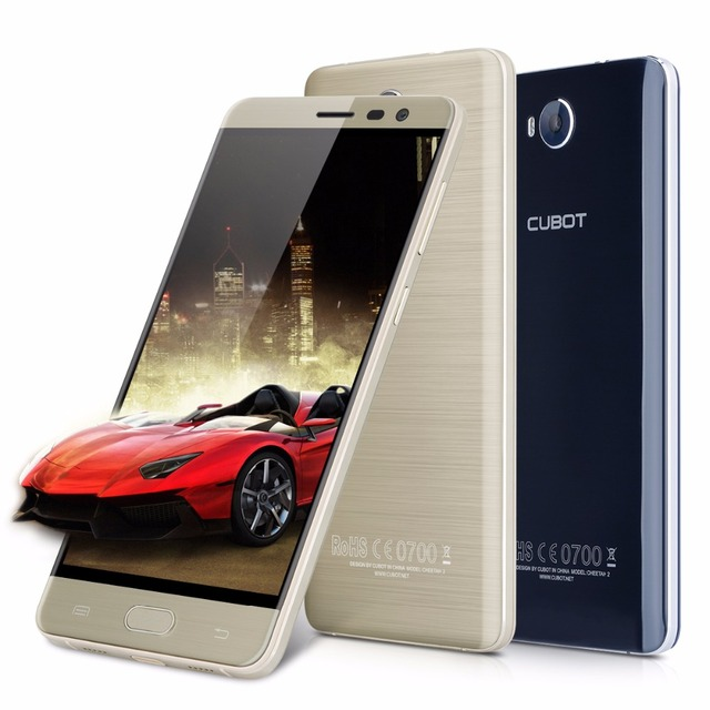 Cubot Cheetah 2 5.5 Inch FHD Screen Smartphone MTK6753 Octa Core Type c2.0 Cell Phone 3GB RAM+32GB ROM Fingerprint Mobile Phone