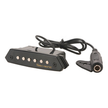 Skysonic Acoustic classical  Guitar Pickup Passive Free Hole dual rail pickup electric bass A-710 A-810 A910