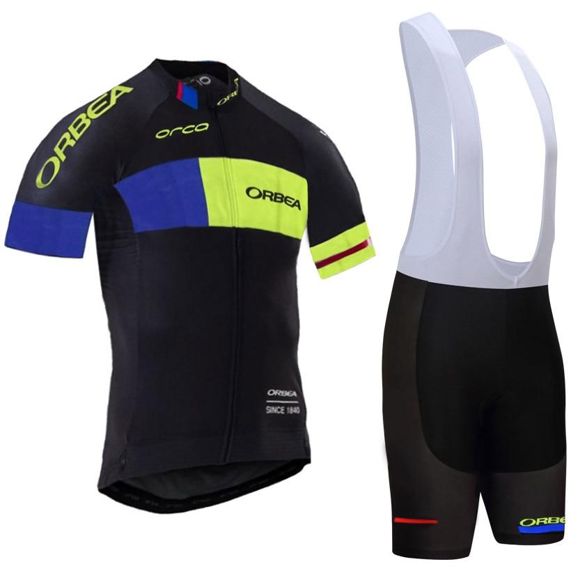 Prix pour 2017 orbea cyclisme vêtements d'été ropa ciclismo hombre nouvelle arrivée vélo vélo jersey sport vtt maillot
