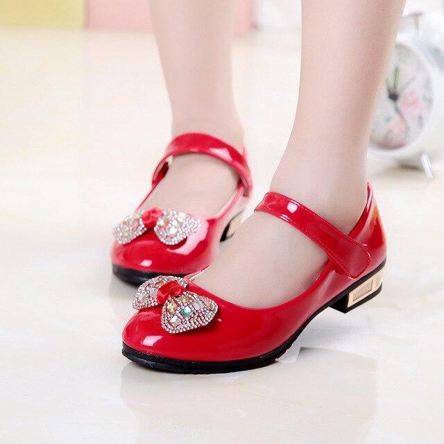 0efac31187 Children Shoes Girls Shoes Brand Summer Autumn Fashion Princess Sandals Kid  Designer Single Sandals Shoes for