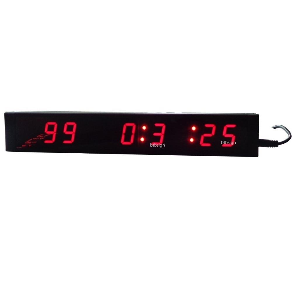 Aliexpress Buy Mini Led Countdown Day Clock Digital Wall Clock