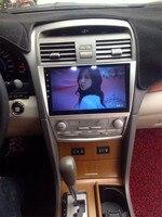 10,1 android 8,1 автомобильное радио для toyota Camry 2006 2011 с wifi 4 г четырехъядерный руль управление реверсивная камера bluetooth
