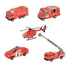 ogień strażacki wóz drabiną