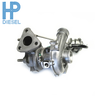 RHF4 Complete turbine TURBO FOR Mitsubishi L200 2.5 TD 98KW / 133HP 4D5CDI 2005 2006 full turbo charger VT10 1515A029 Balanced|Fuel Injector|Automobiles & Motorcycles -